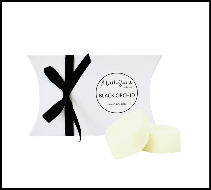 Black Orchid - Pack of 2 melts