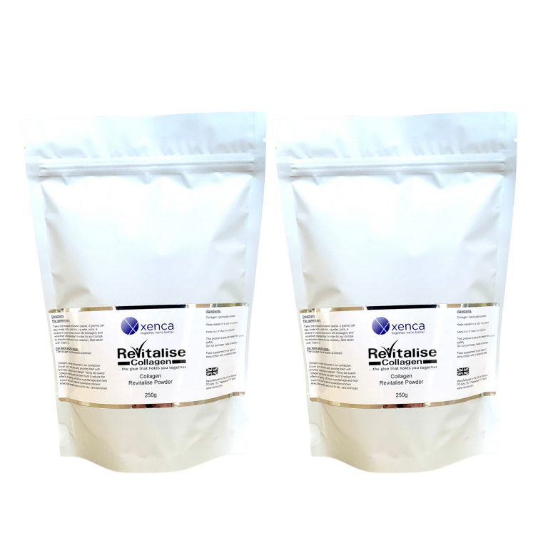 Collagen Revitalise Powder 500g Foil Bag