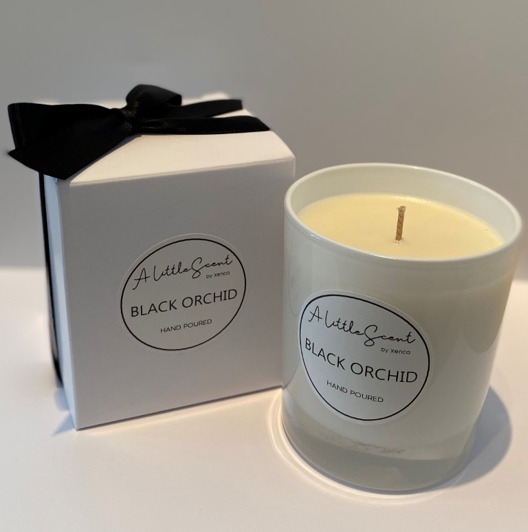 Black Orchid - Candle