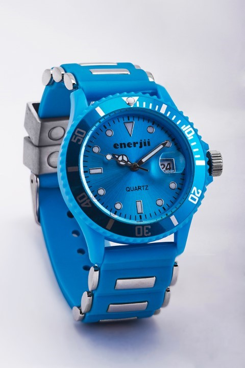 Efficiencii Watch (Blue)