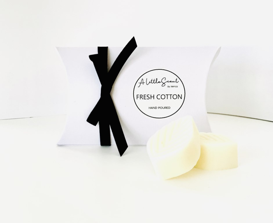 Fresh Cotton - Pack of 2 melts