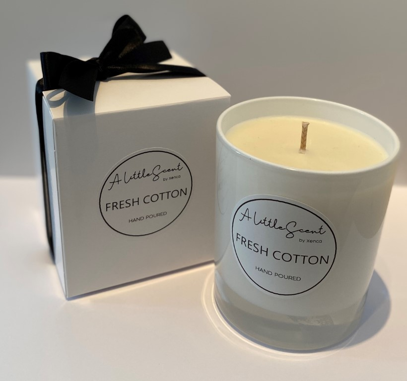 Fresh Cotton - Candle