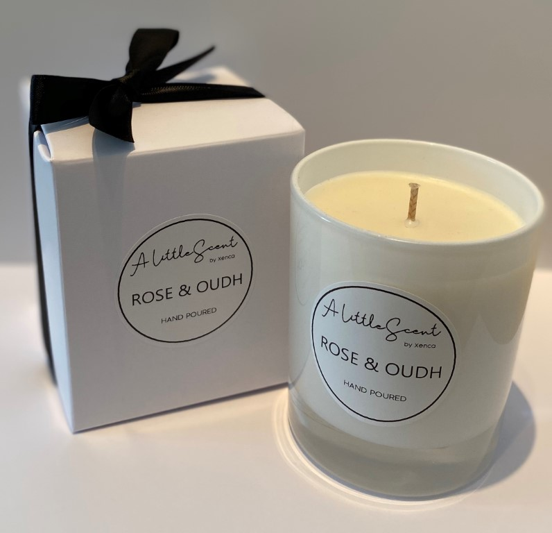 Rose & Oudh - Candle