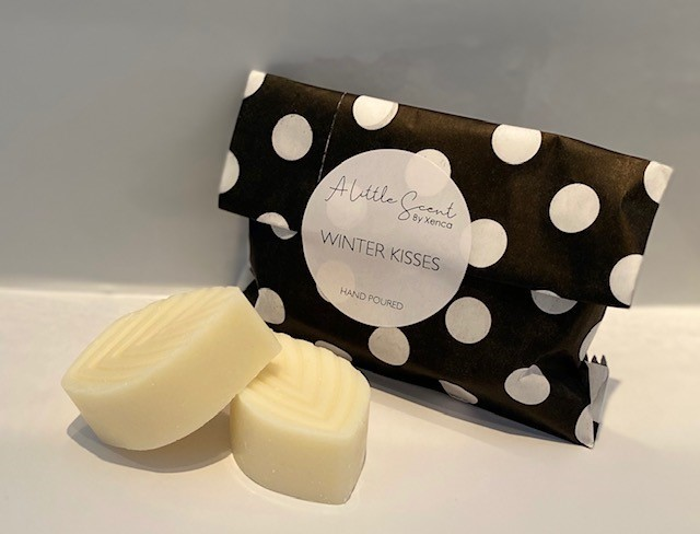 Winter Kisses - Pack of 2 Melts