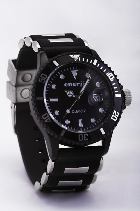 Efficiencii Watch (Black)
